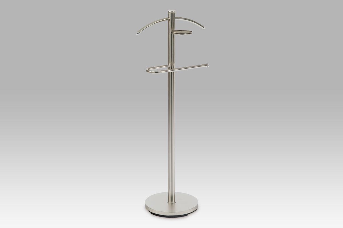 Autronic - Němý sluha v.113 cm, broušený nikl - 84187-29
