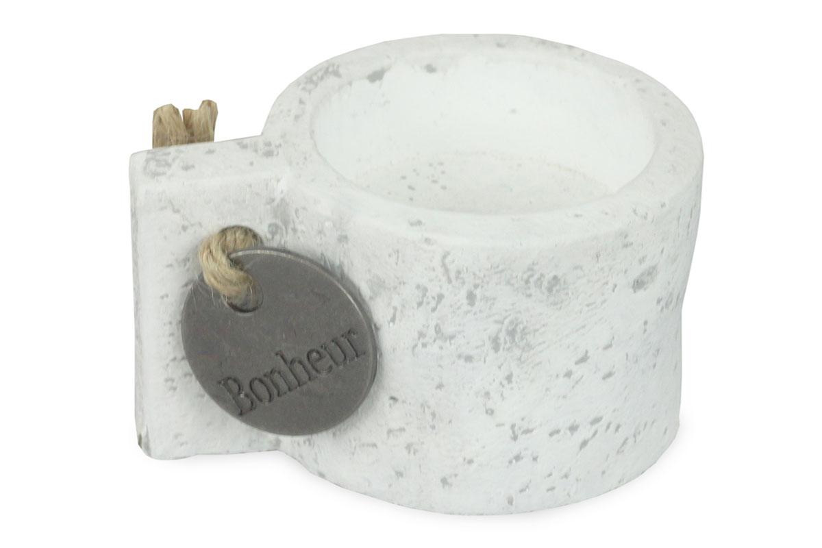 Autronic - Betonový svícen na čajovou svíčku - BCO849795