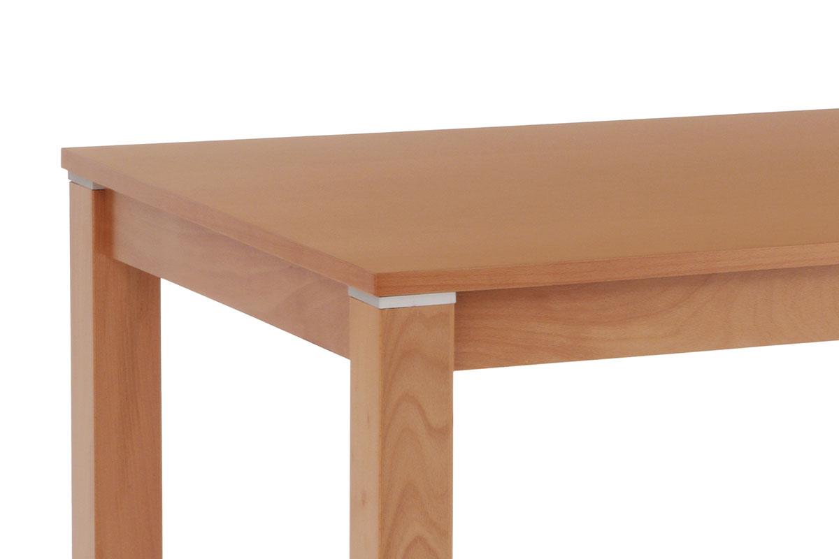 Jídelní stůl 120x75 cm, barva buk - BT-4684 BUK3
