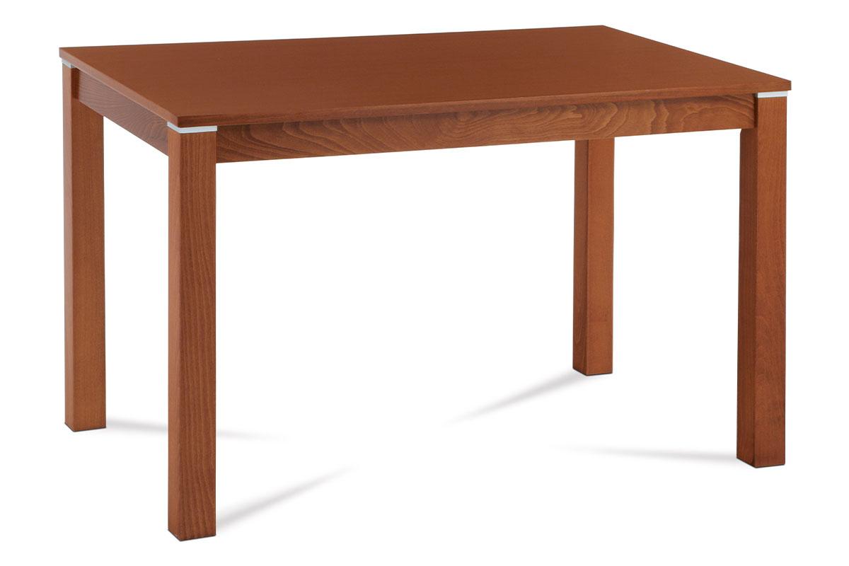 Autronic - Jídelní stůl 120x75 cm, barva třešeň - BT-4684 TR3