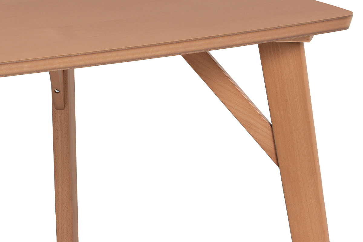 Jídelní stůl 150x90, barva buk - BT-6440 BUK3