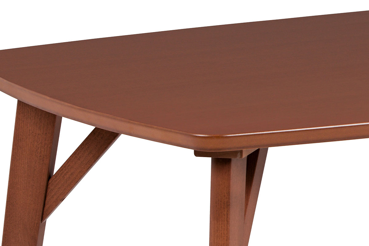 Jídelní stůl 150x90, barva třešeň - BT-6440 TR3