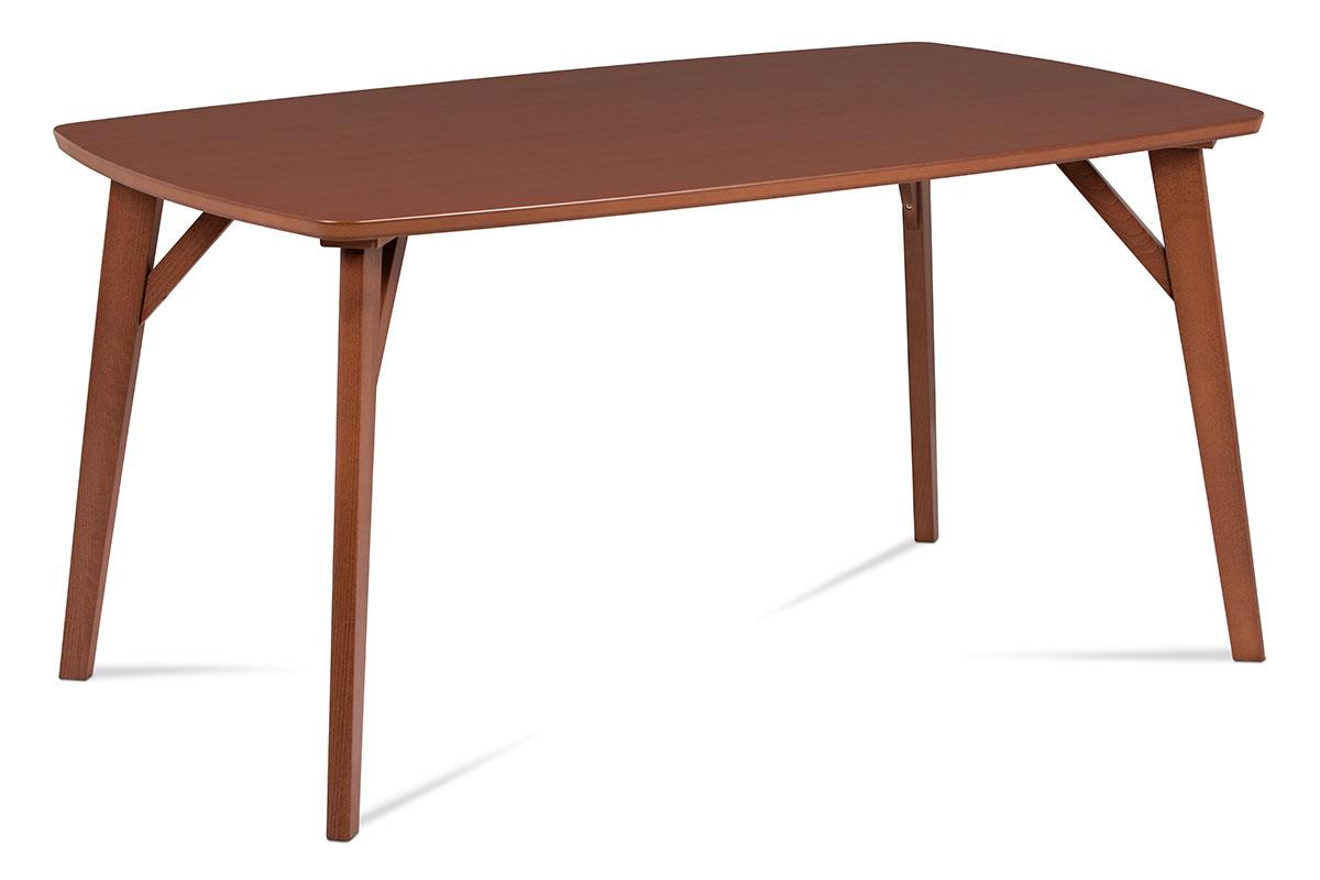 Autronic - Jídelní stůl 150x90, barva třešeň - BT-6440 TR3