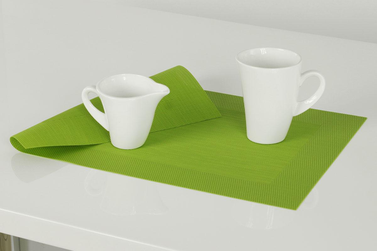 Autronic - Prostírání plastové 30x45cm - barva zelená - DK5023