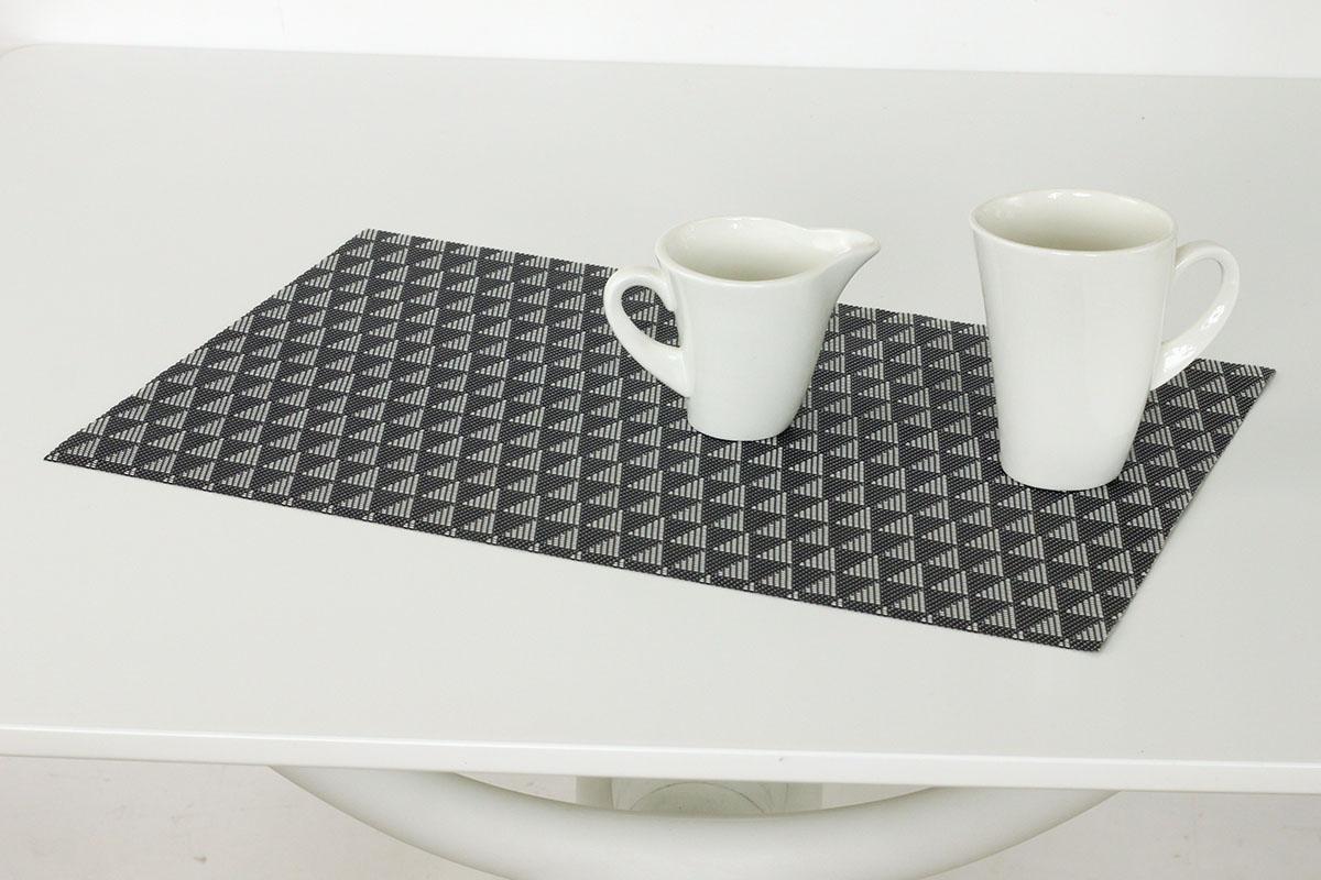 Autronic - Prostírání plastové šedé - DK5039