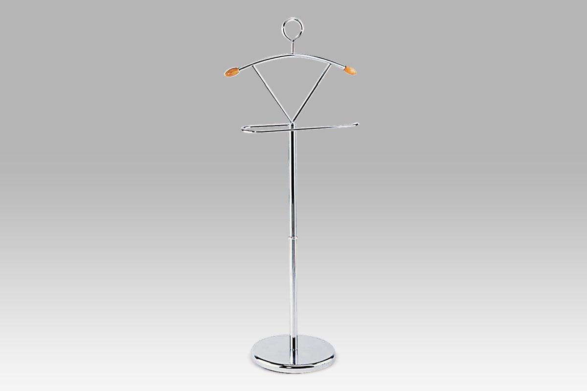 Autronic - Němý sluha, lesklý chrom, v. 116 cm - EP3579