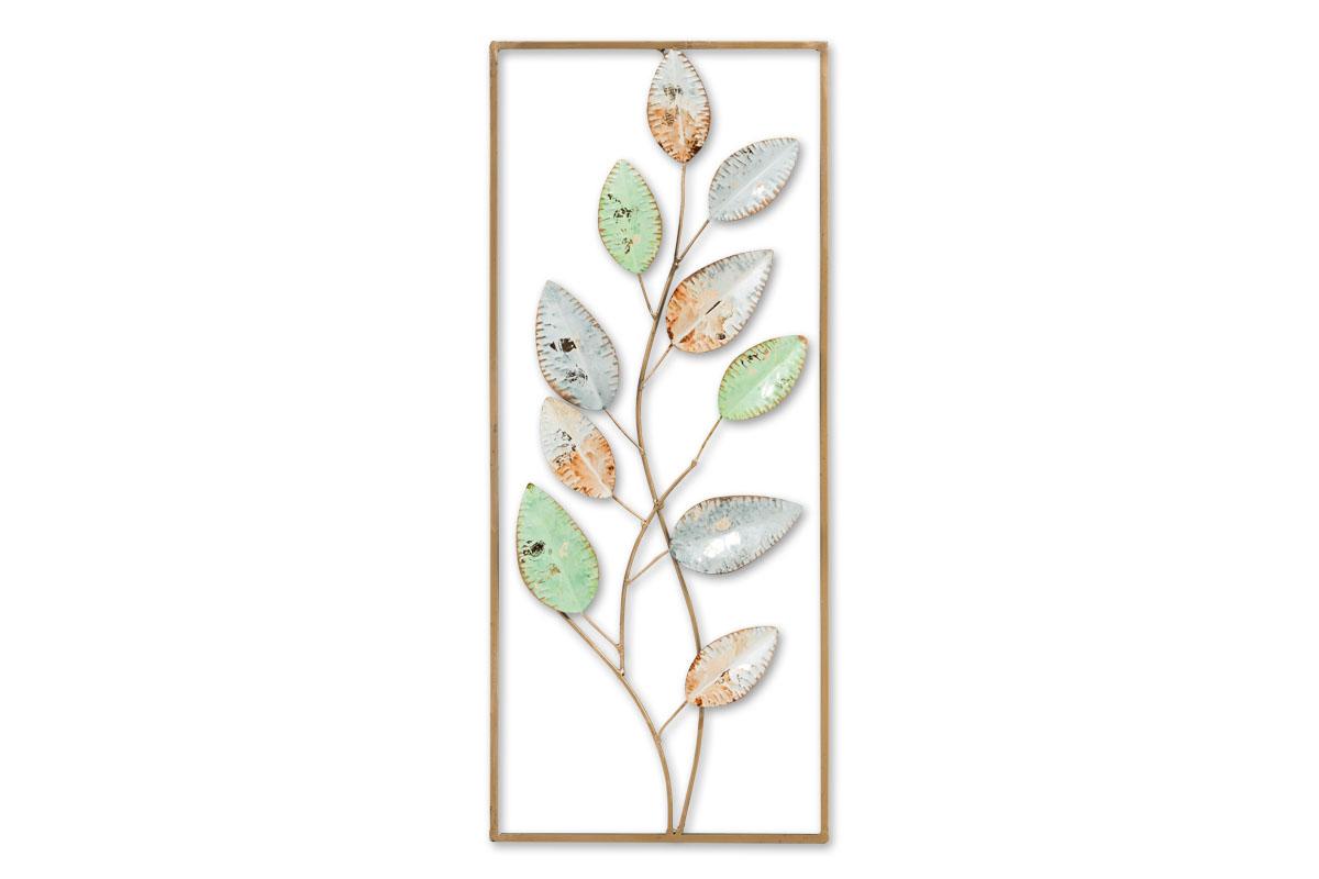 Autronic - Kovová nástěnná dekorace - FB-1449