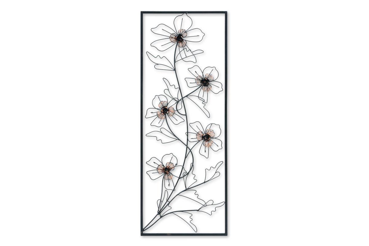 Autronic - Kovová nástěnná dekorace - FB-1453