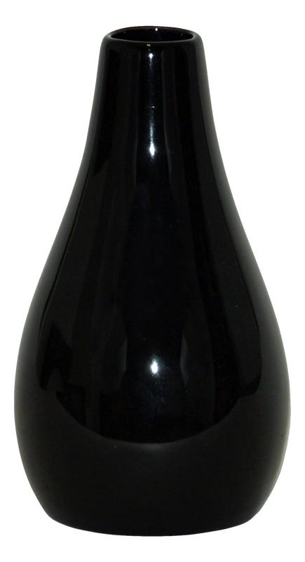 Autronic - Váza keramická černá - HL667474