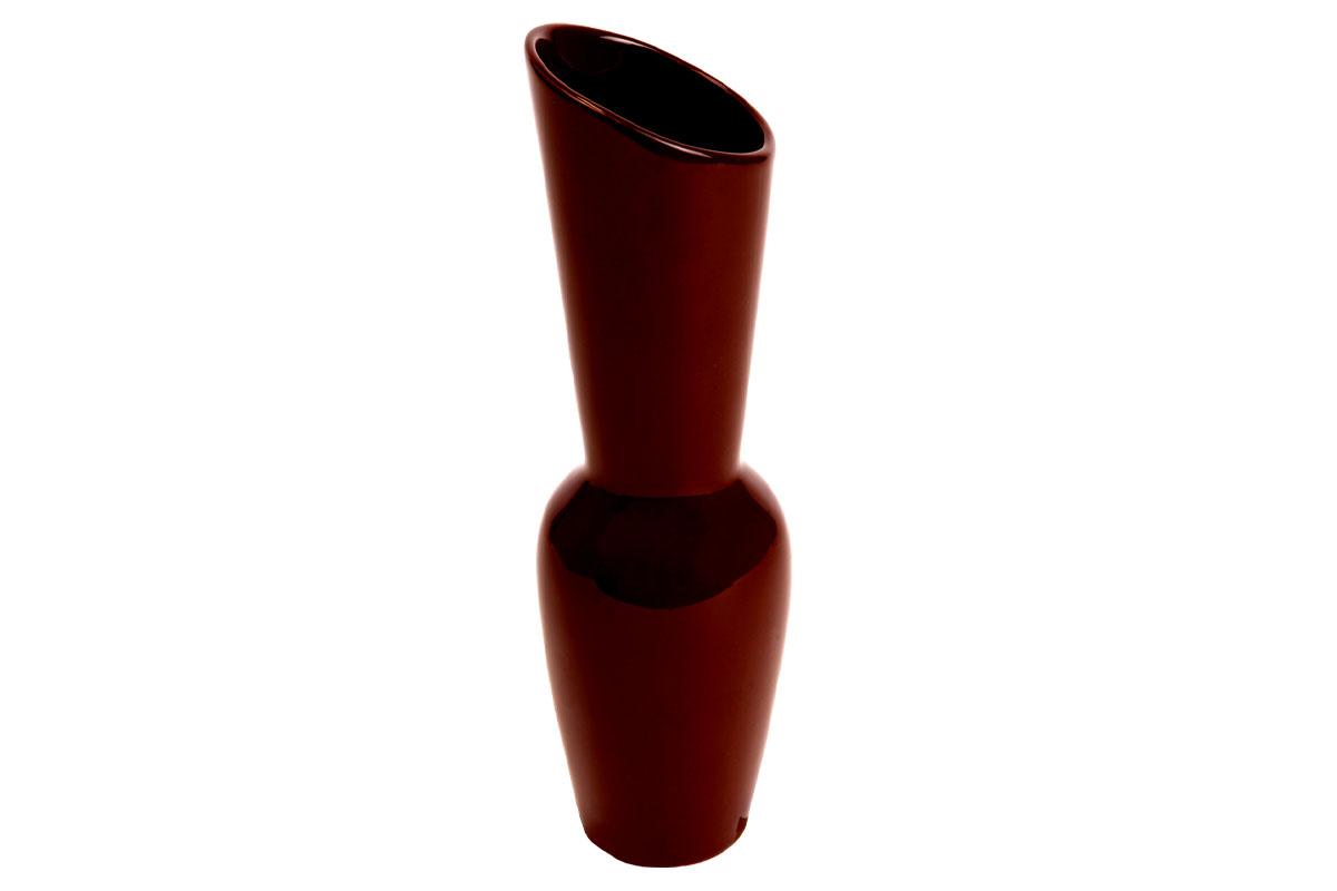 Autronic - Váza keramická hnědá - HL708450