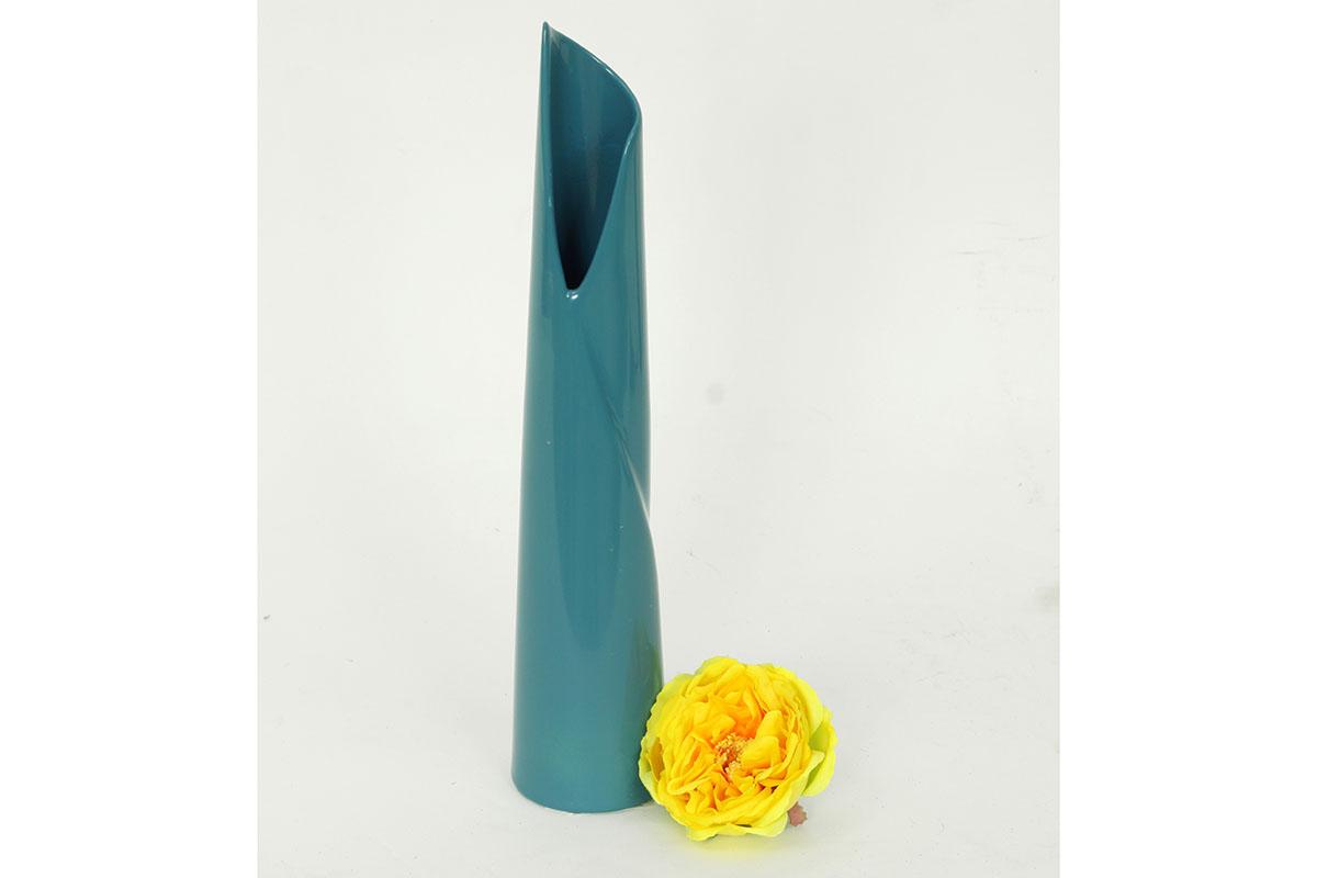 Autronic - Váza keramická modrá - HL711696