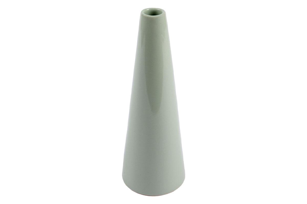 Autronic - Váza keramická, barva lanýžová - HL773670