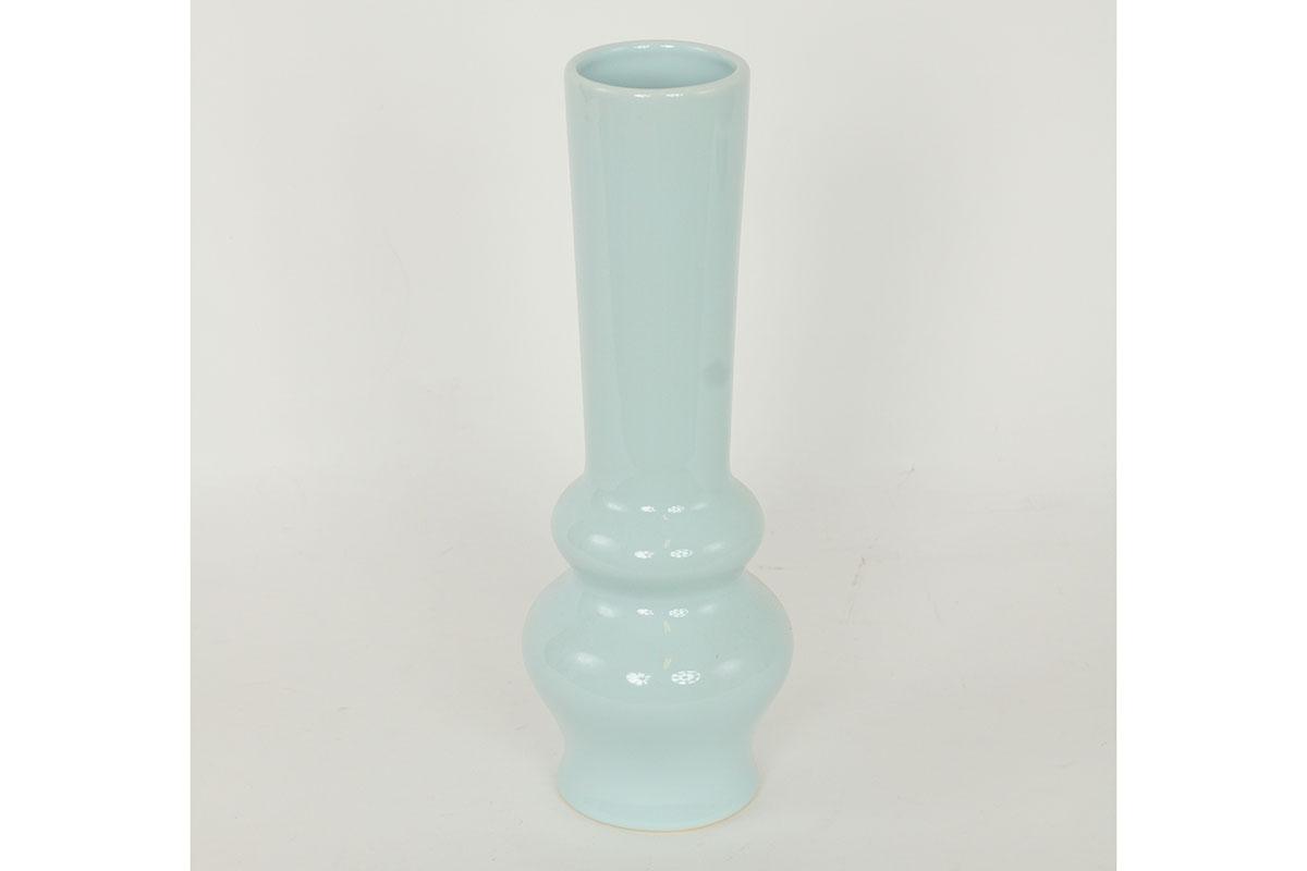 Autronic - Váza keramická modrá - HL773755
