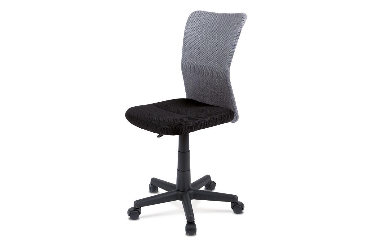 Autronic - Kancelářská židle - KA-BORIS GREY