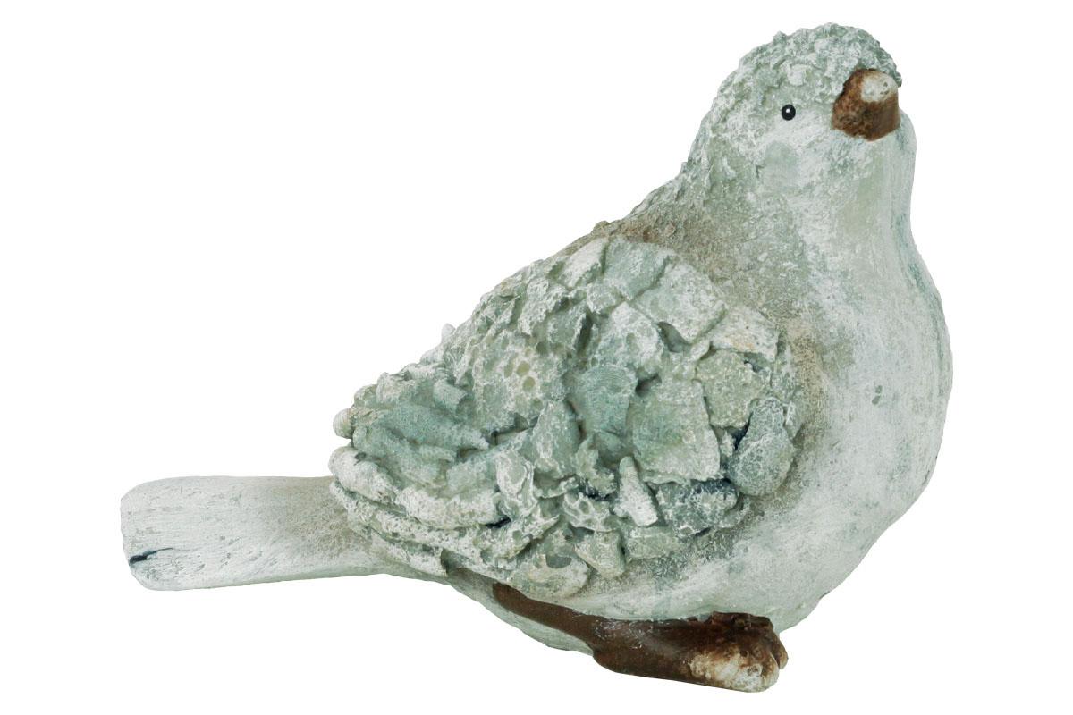 Autronic - Ptáček,MgO keramika, zahradní dekorace - KEM7886