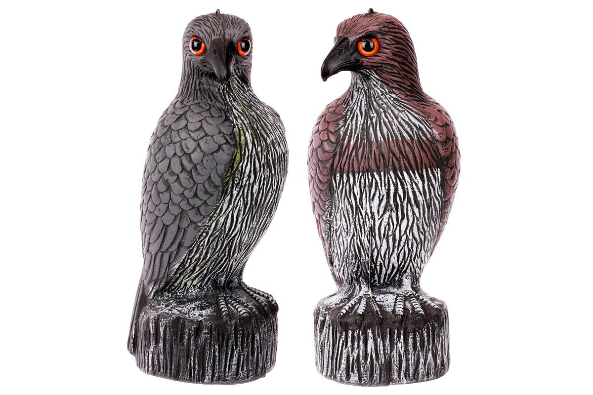 Autronic - Plašič ptáků - orel, plastová zahradní dekorace, dva druhy - PLV013
