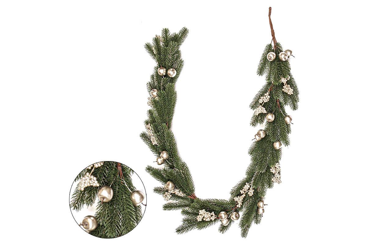 Autronic - Girlanda, vánoční umělá dekorace - PRZ3374
