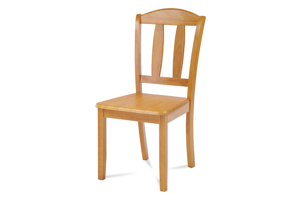 Autronic - Jídelní židle celodřevěná, barva olše - SAVANA OL