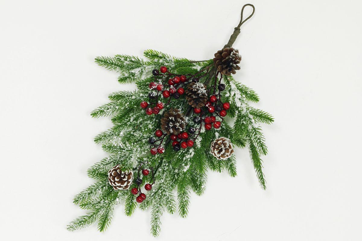 Autronic - Větev, umělá vánoční dekorace - SF1072