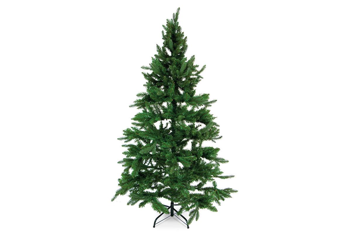 Autronic - Stromek vánoční, umělý, zelený - STROM-240GRN