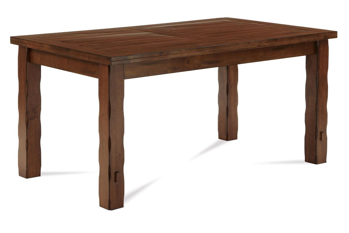 Autronic - Jídelní stůl 160x95 cm, retro třešeň - T-1910 RTR