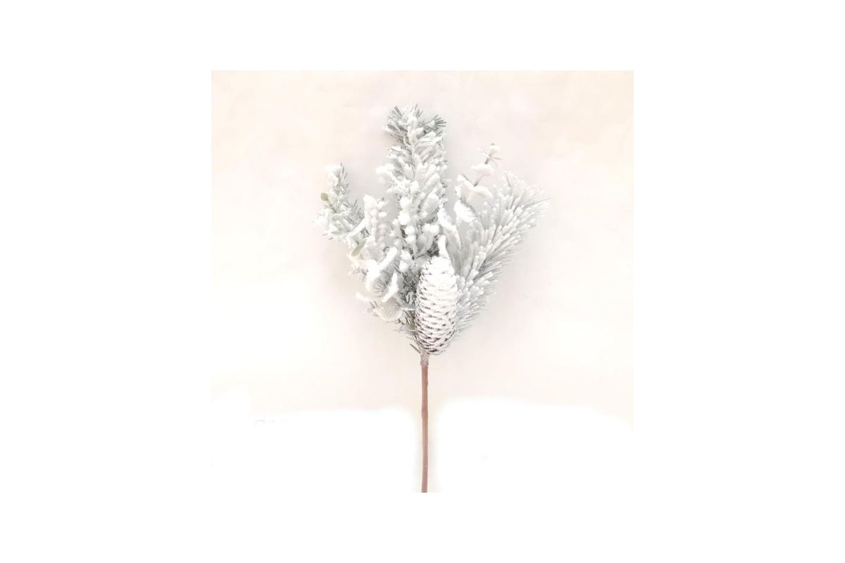 Autronic - Větev, umělá vánoční dekorace - VL3722