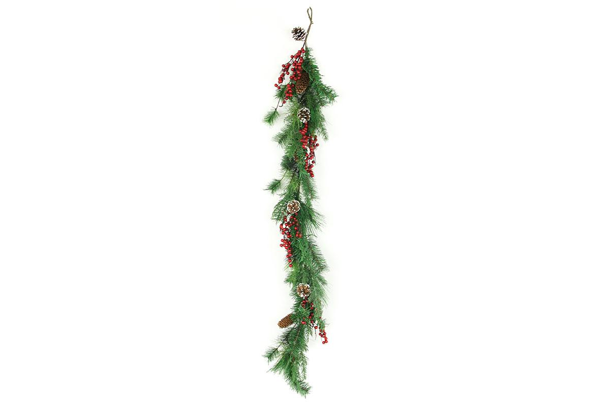 Autronic - Girlanda vánoční, umělá dekorace - VP1903
