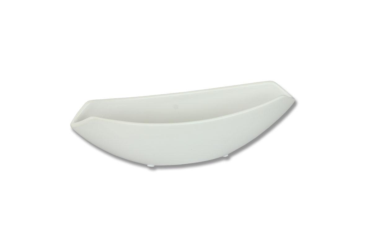 Autronic - Obal na květiny ve tvaru misky, dekorační keramika - VR3313