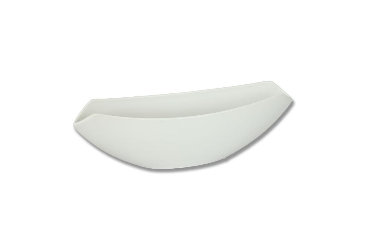 Autronic - Obal na květiny ve tvaru misky, dekorační keramika - VR3314