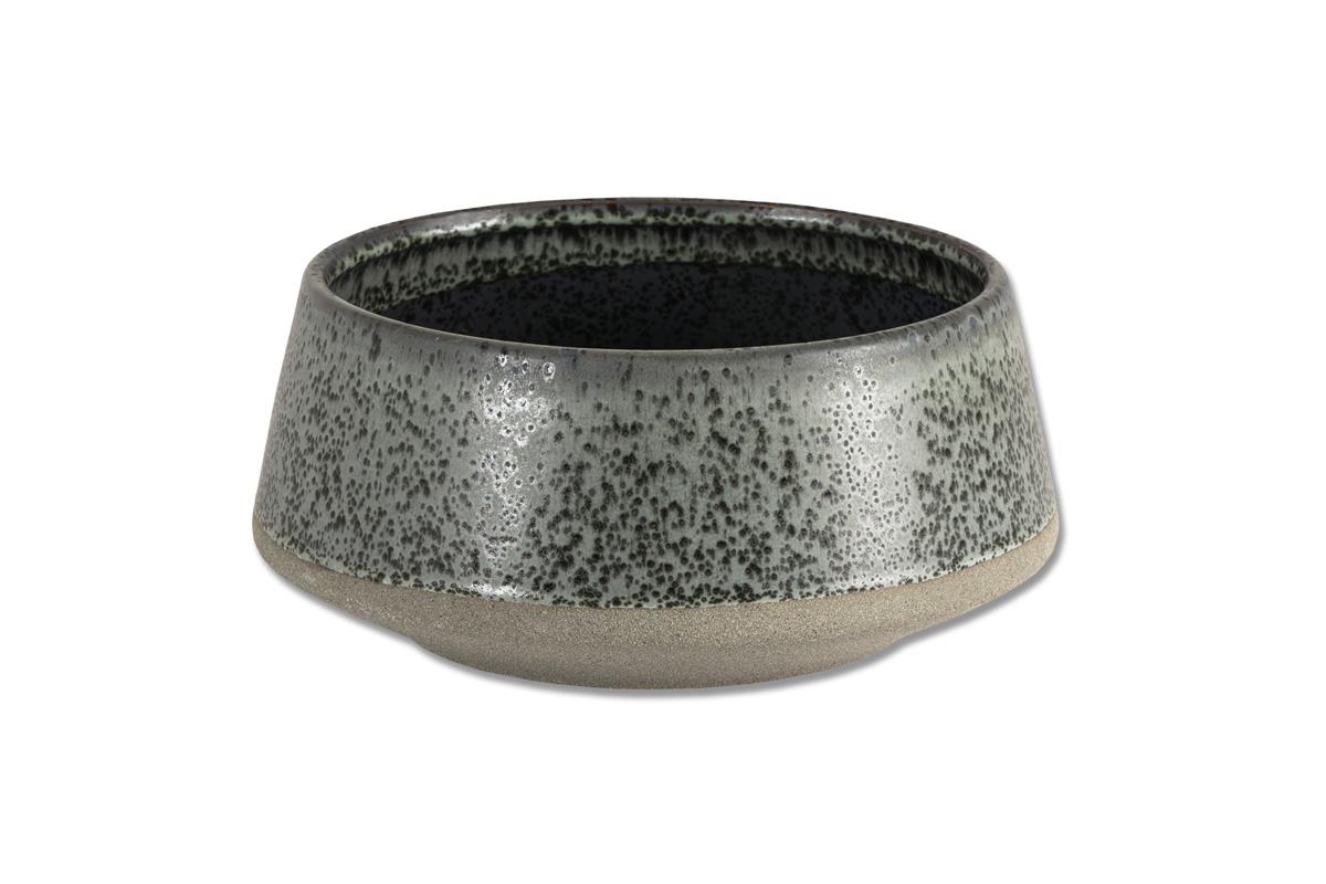 Autronic - Obal na květiny ve tvaru misky, dekorační keramika - VR3317
