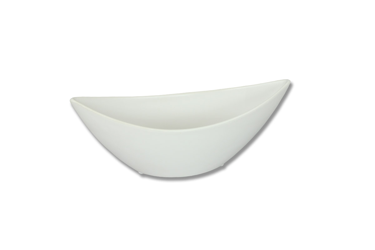 Autronic - Obal na květiny ve tvaru misky, dekorační keramika - VR3318