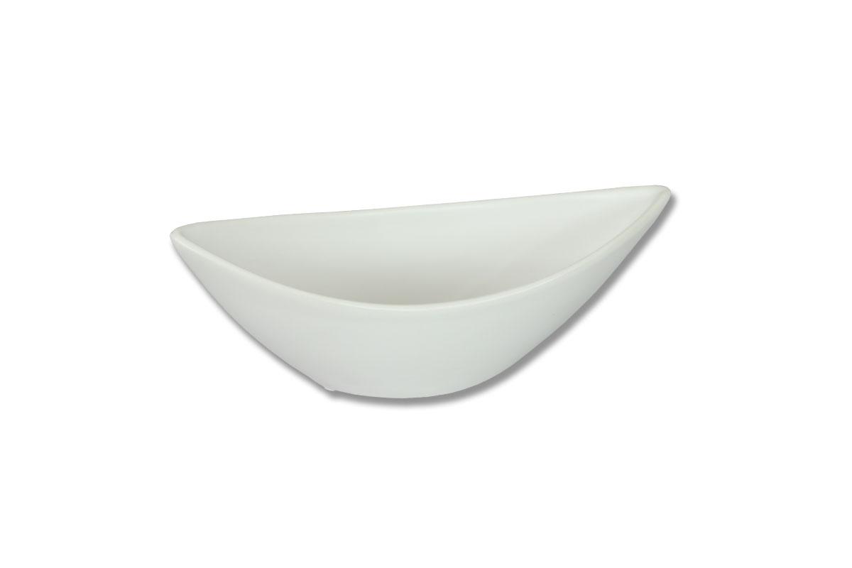 Autronic - Obal na květiny ve tvaru misky, dekorační keramika - VR3319