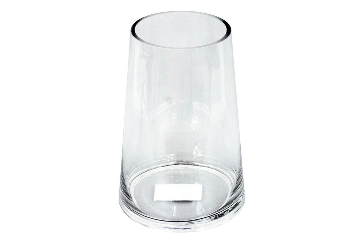 Autronic - Váza skleněná čirá - VS-9507
