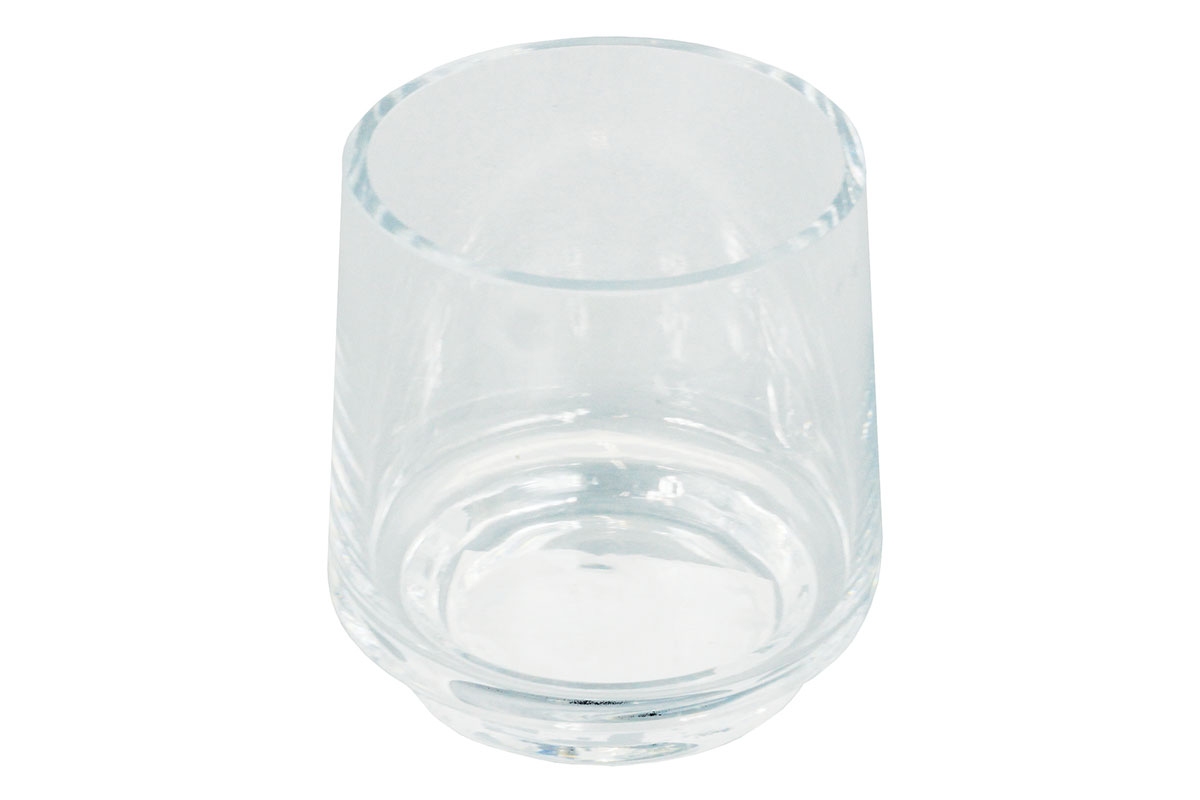 Autronic - Váza skleněná čirá - VS-9508