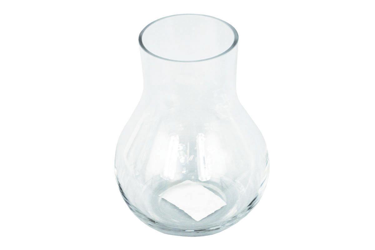 Autronic - Váza skleněná čirá - VS-9512