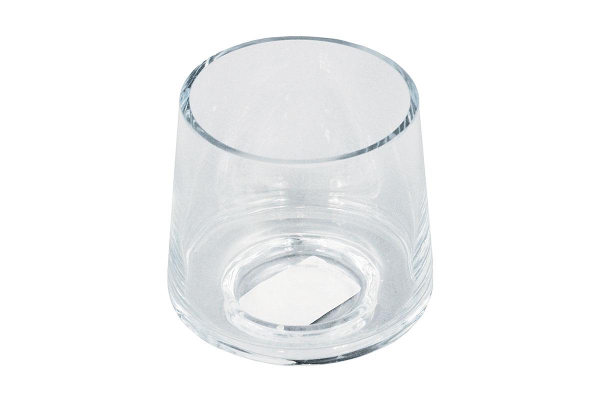 Autronic - Váza skleněná čirá - VS-9513