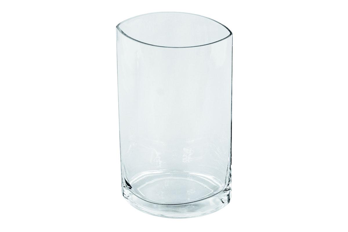Autronic - Váza skleněná čirá - VS-9517