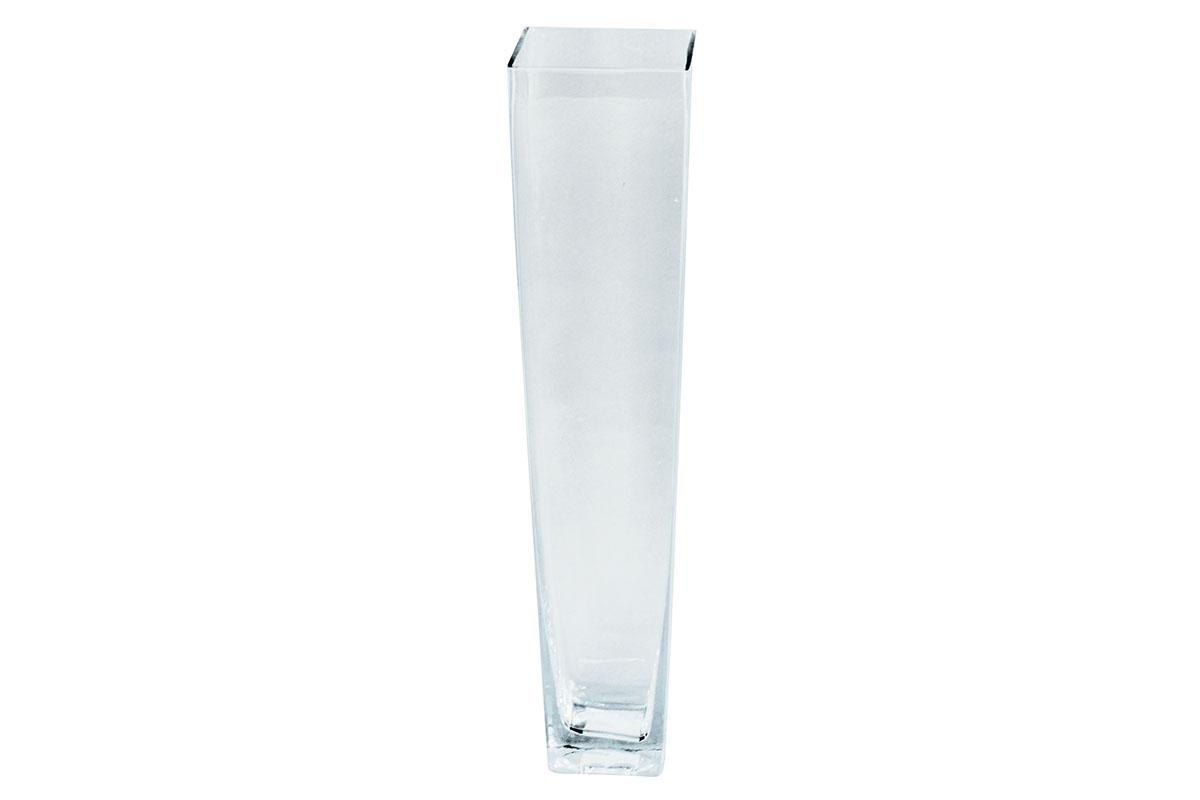 Autronic - Váza skleněná čirá - VS-9518