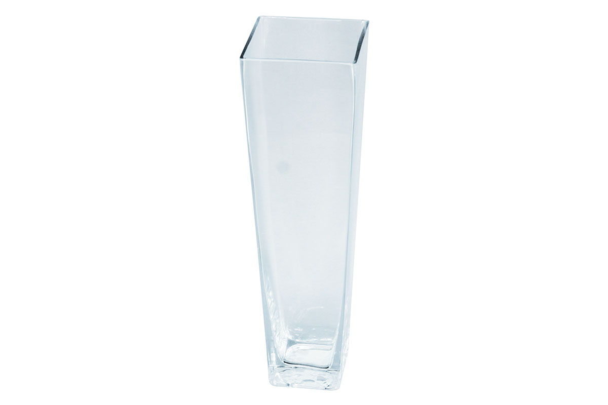 Autronic - Váza skleněná čirá - VS-9519