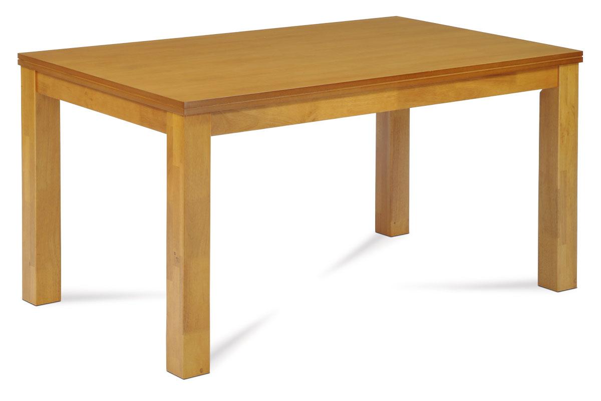 Autronic - jídelní stůl 150x90cm, barva dub - WDT-181 OAK2
