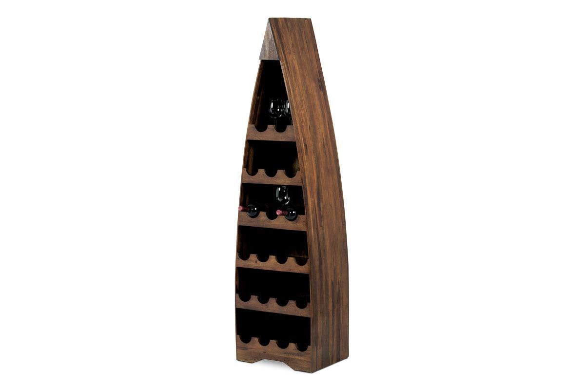 Autronic - Vinotéka, dekorační dřevořezba - WLD167