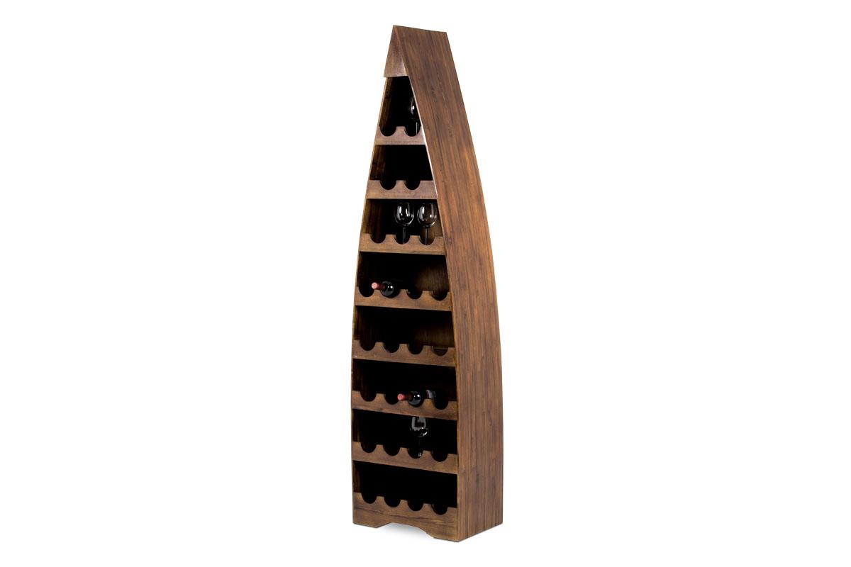 Autronic - Vinotéka, dekorační dřevořezba - WLD168