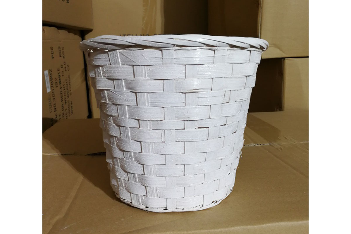 Autronic - Obal bambusový, barva bílá - XJ6200 WH