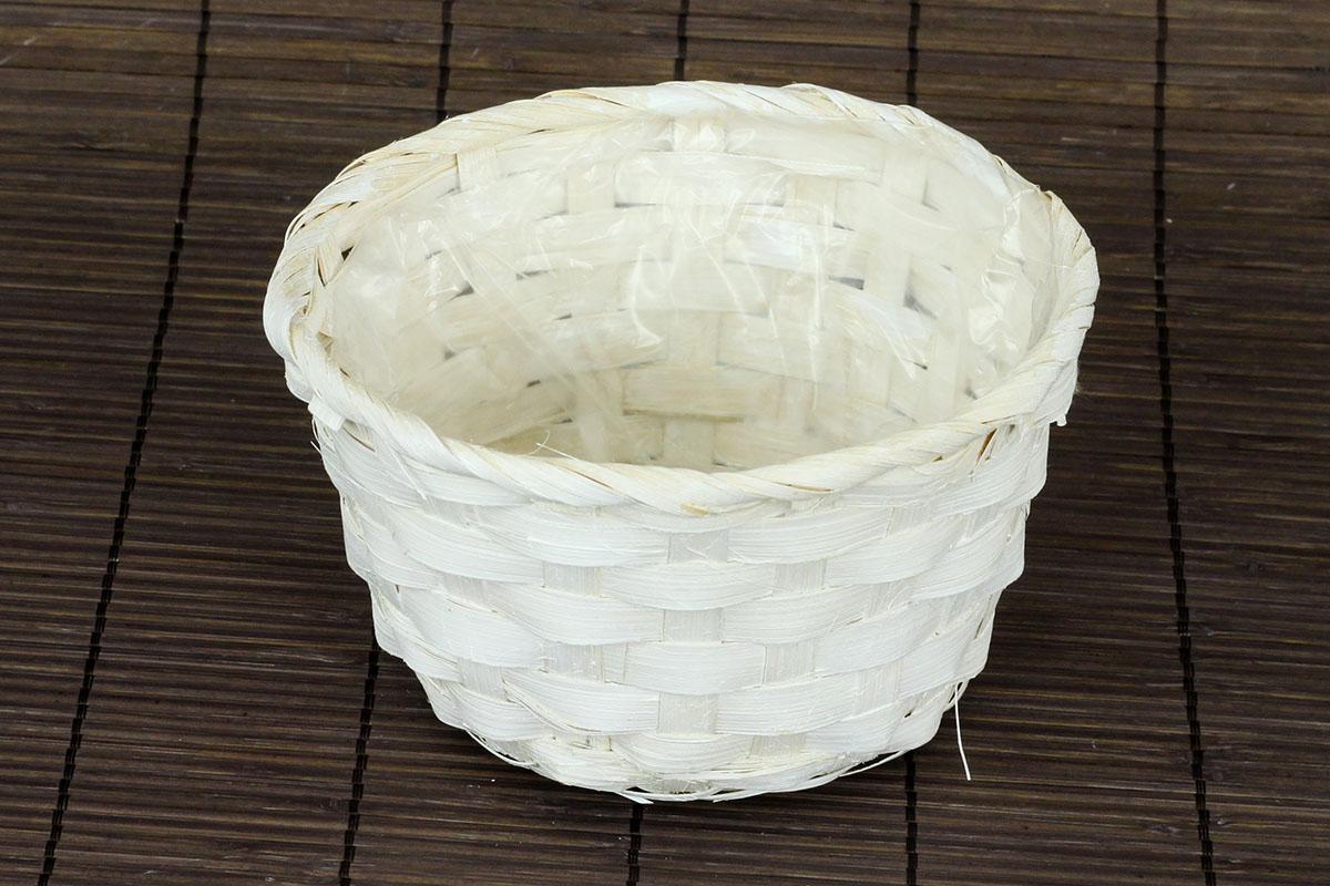 Autronic - Obal bambusový, barva bílá - XJ6800 WH