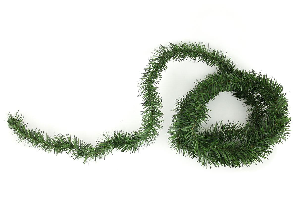 Autronic - Zelená žinilka dekorační. Květina umělá. - YS20-003