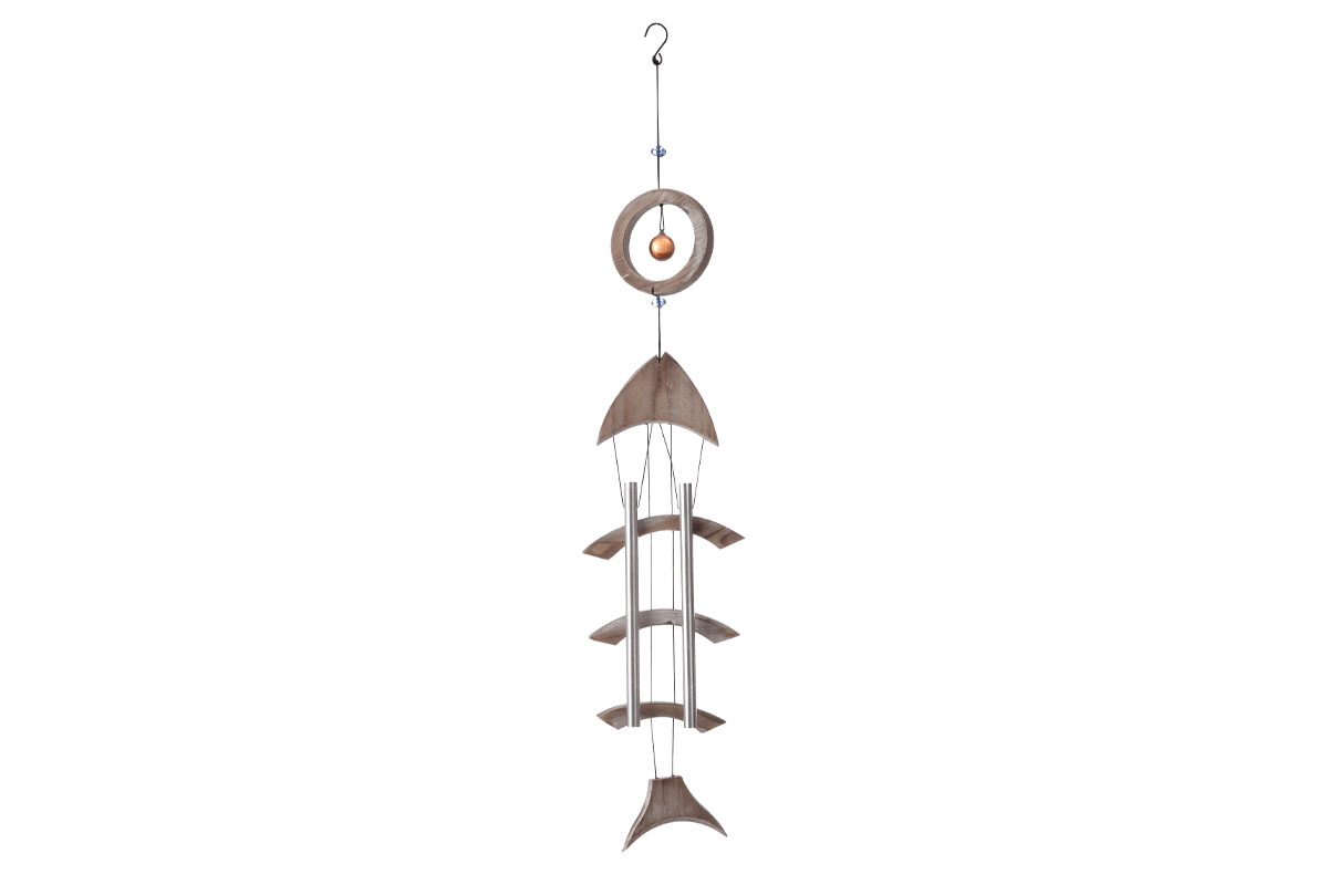 Autronic - Zvonkohra, dřevo a kov - ZV818258