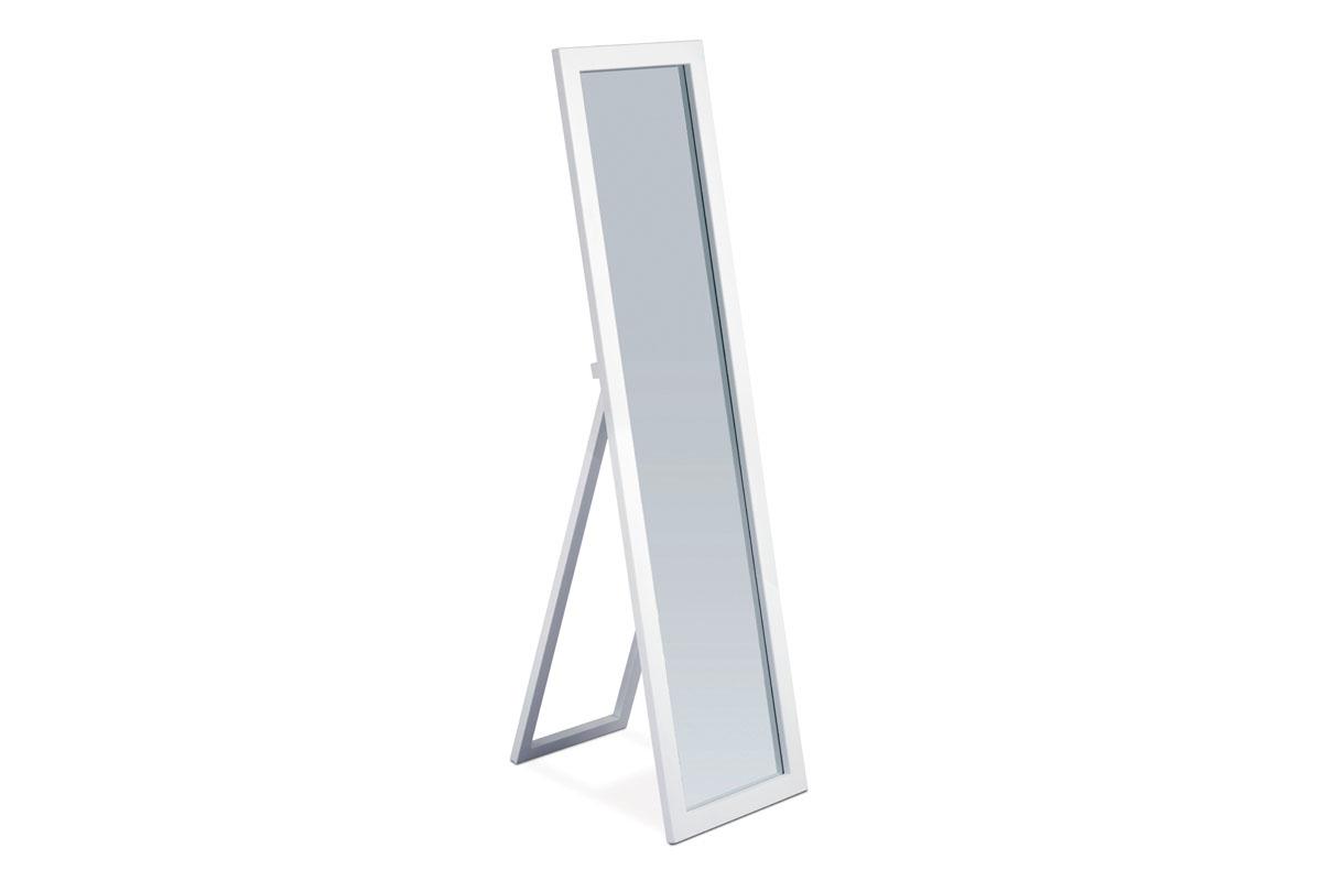 zrkadlo stojace, biele-20685 WT