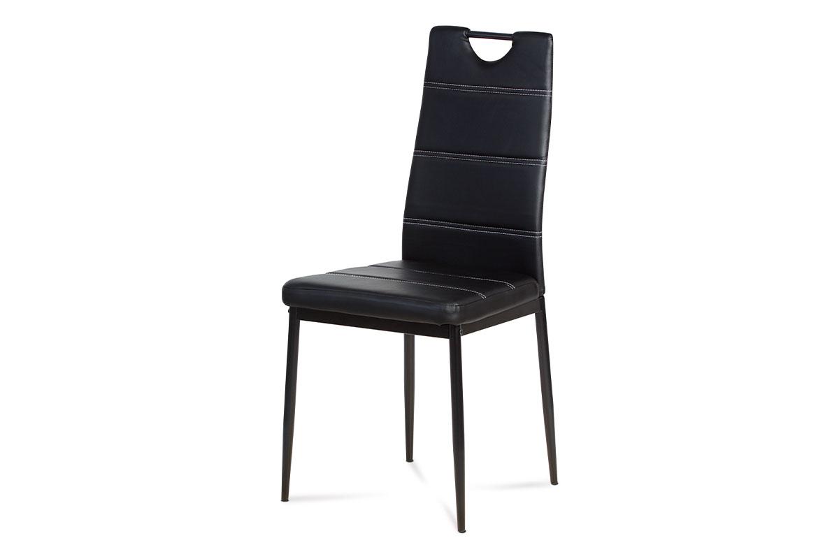 Stolička AC-1220 BK