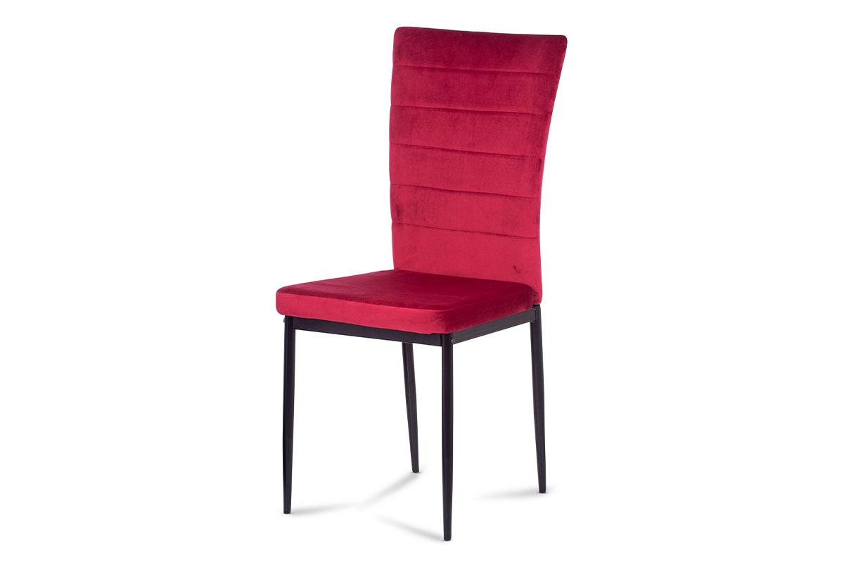 Stolička AC-9910 RED4