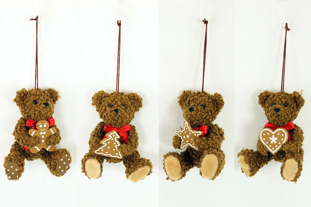 Dekoračný medvedík